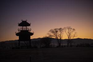 唐古・鍵遺跡史跡公園の様子(写真 森山雅智)