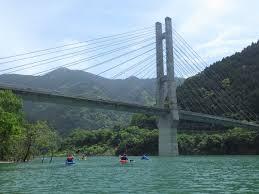 カヤックに乗って湖散歩を堪能しよう~東吉野 川上村